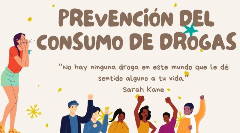 Habilidades para la vida- Prevención del uso de las drogas.